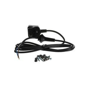 MAINS LEAD WITH GROMMET