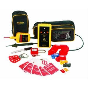 Voltage Indicator, Proving Device & Lock Out Kit