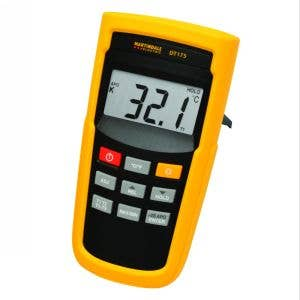 DT175 Dual Input K Type Digital Thermometer