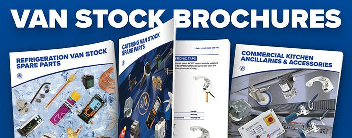 First Choice Catering Spares Van Stock Brochures