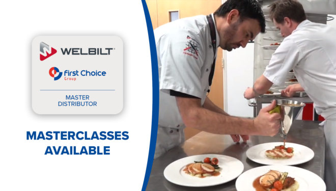 Welbilt Announces Series of First Choice Masterclasses