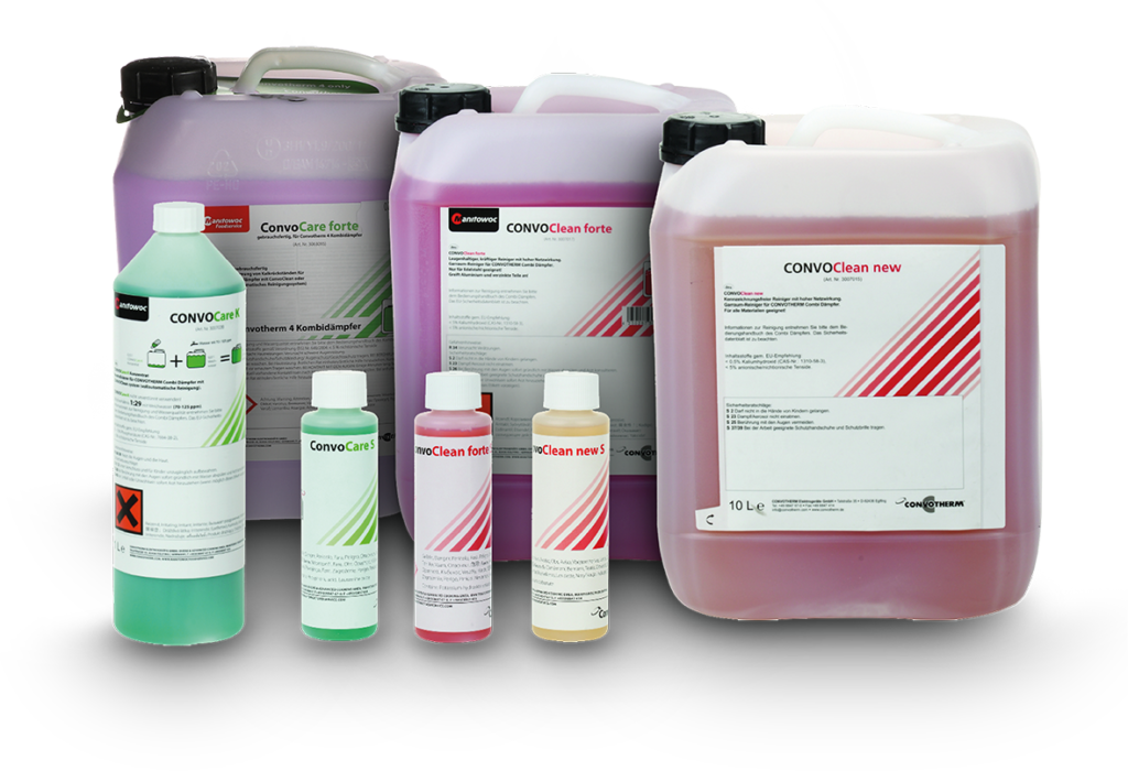 Genuine OEM Convotherm Cleaning Chemicals - Available from First Choice